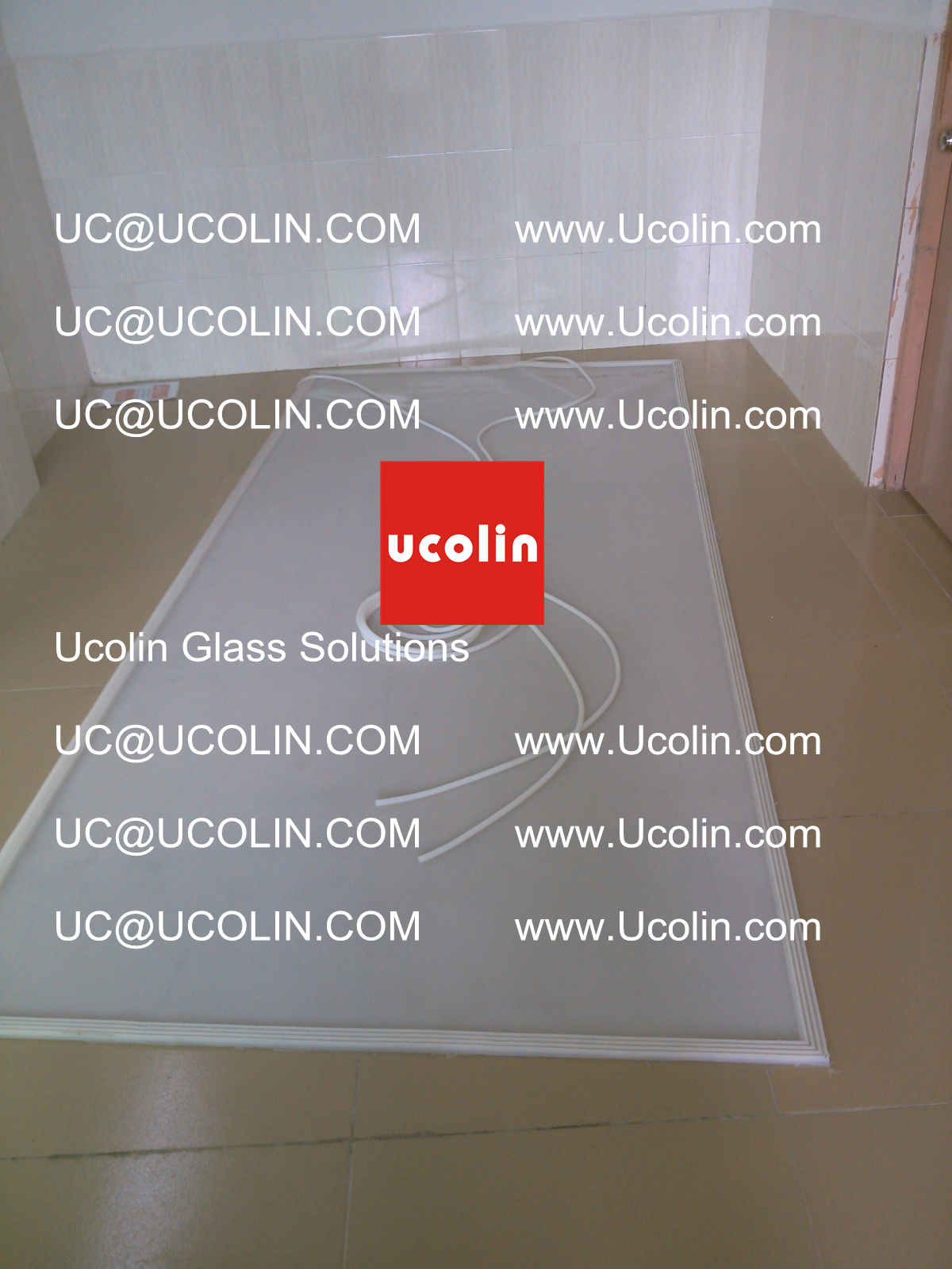 Silicone Vacuum Bag for EVA FILM safety laminated glass (3)