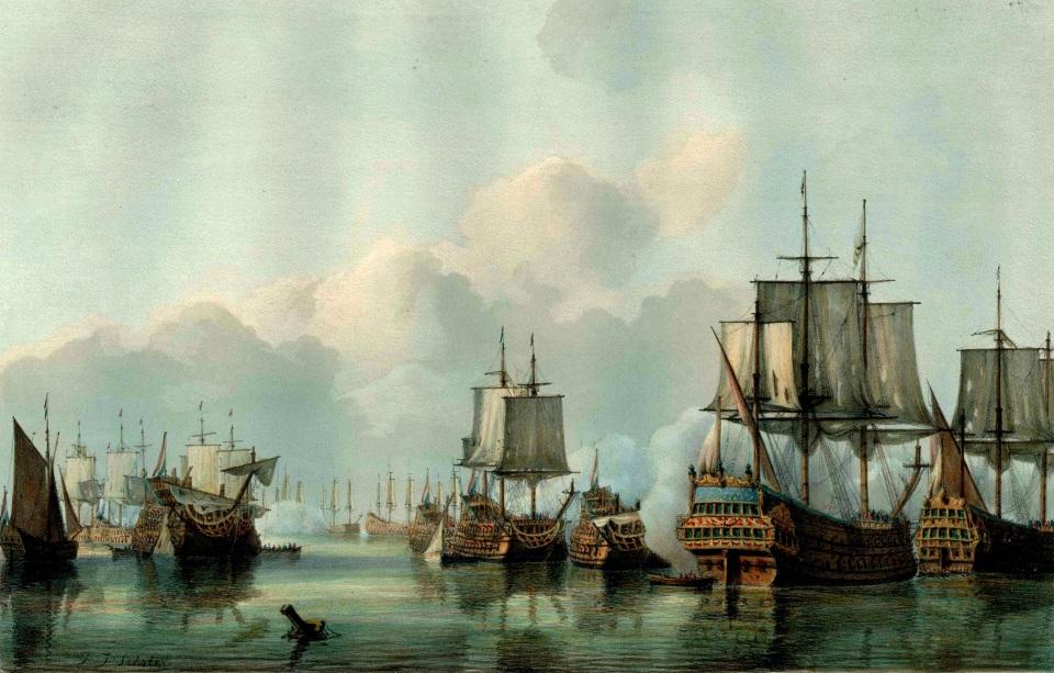 Battle of Beachy Head (Beveziers)