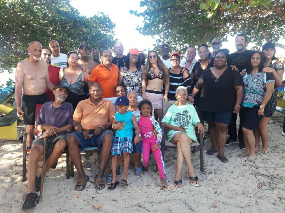 Cathy Clark Family Photo