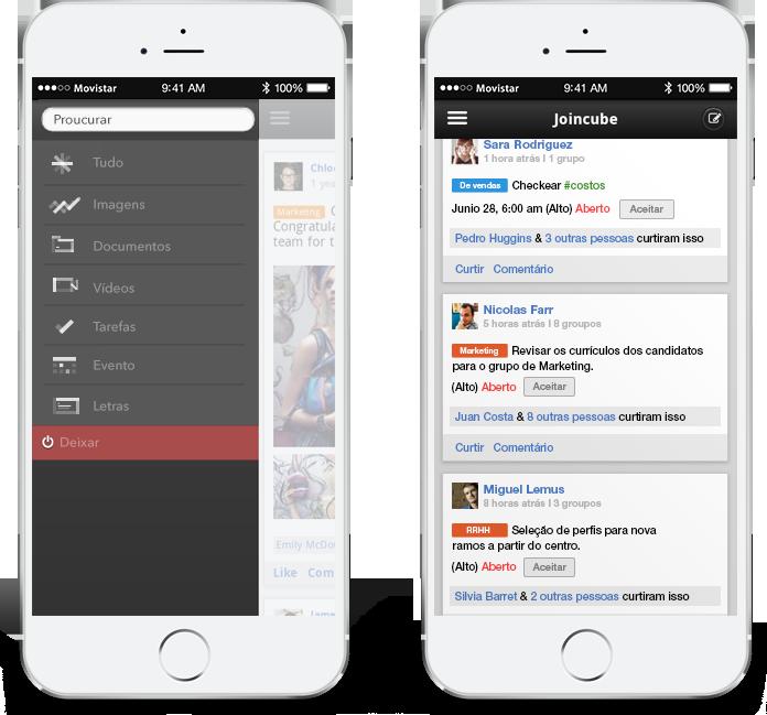 Joincube app