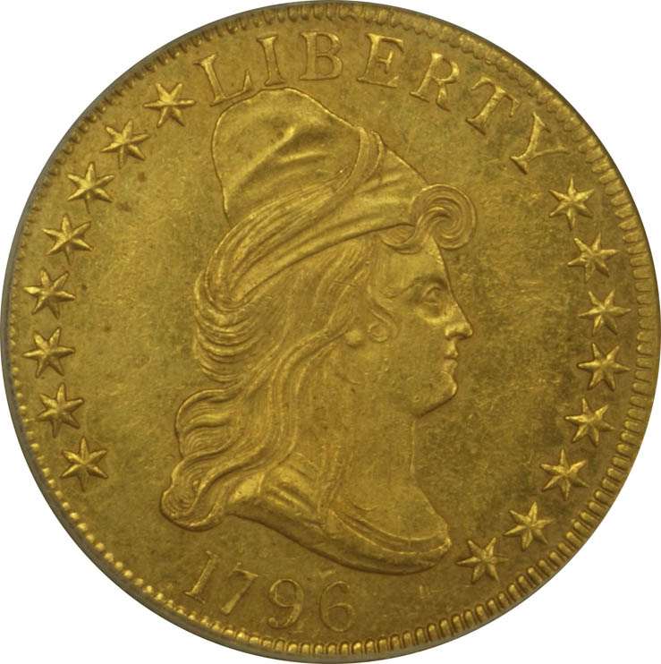 1796 $10 Gold