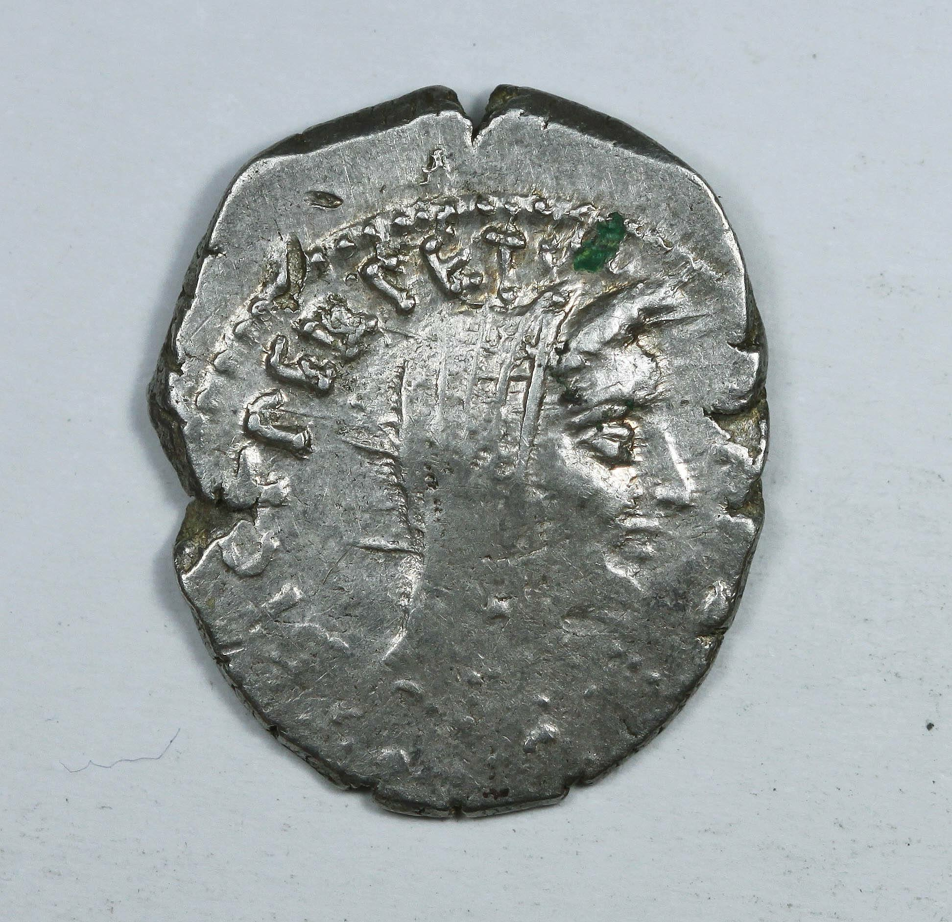 Julius Caesar Silver Denarius
