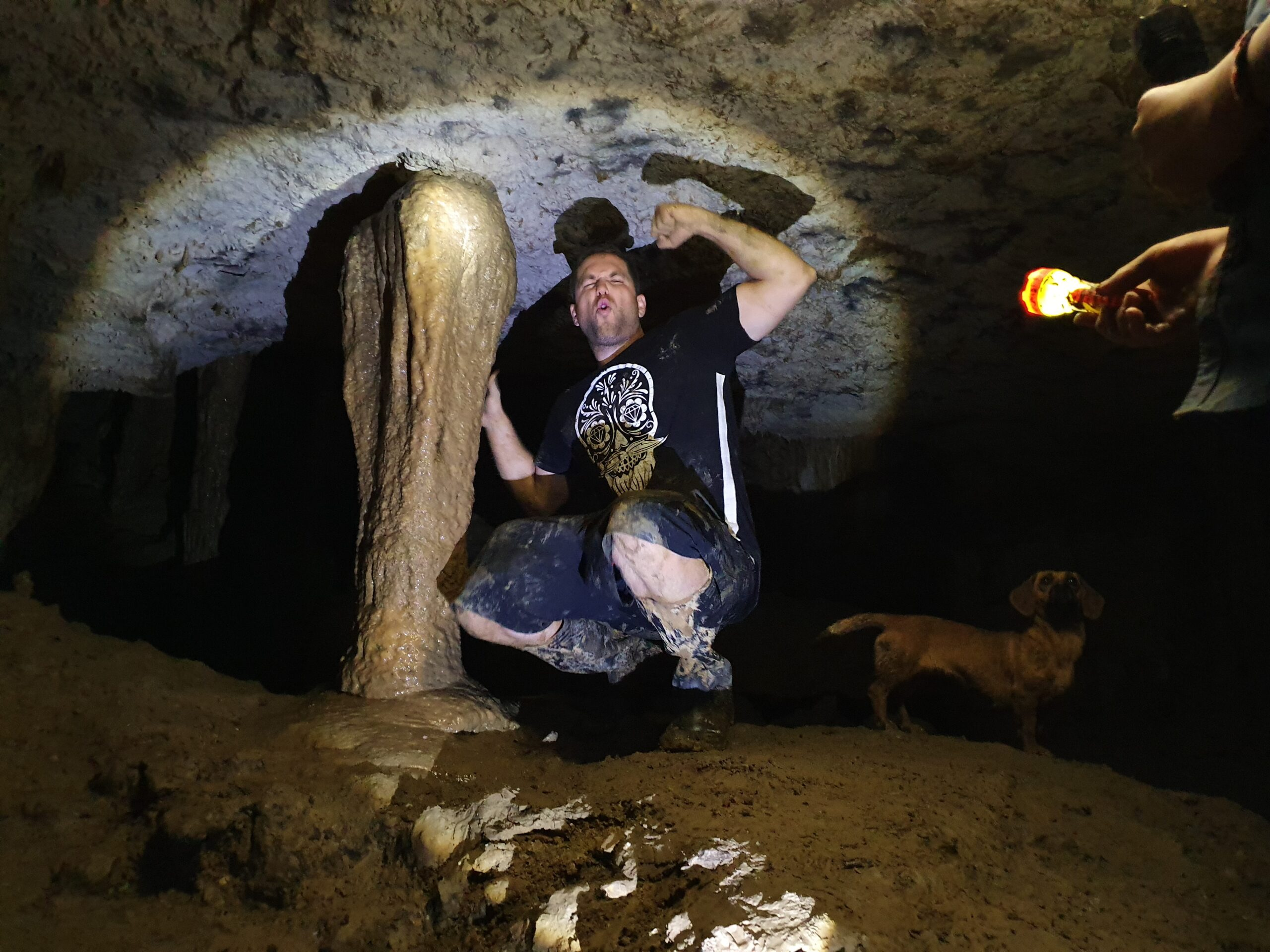 Cavernas del Río Anzu