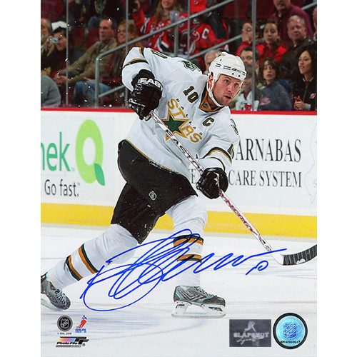 Brendan Morrow Dallas Stars Autographed 8X10 Photo