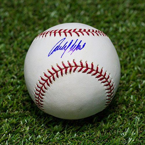 Carlos Delgado Signed Baseball Toronto Blue Jays MLB Baseball