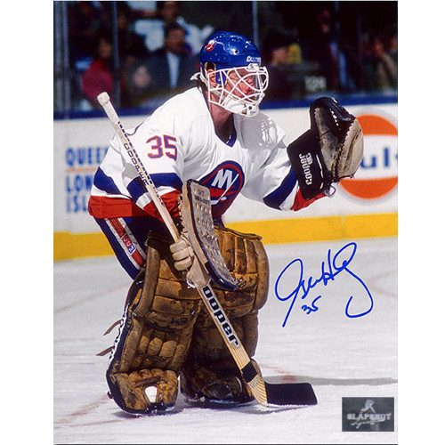 Glenn Healy New York Islanders Autographed 8x10 Photo