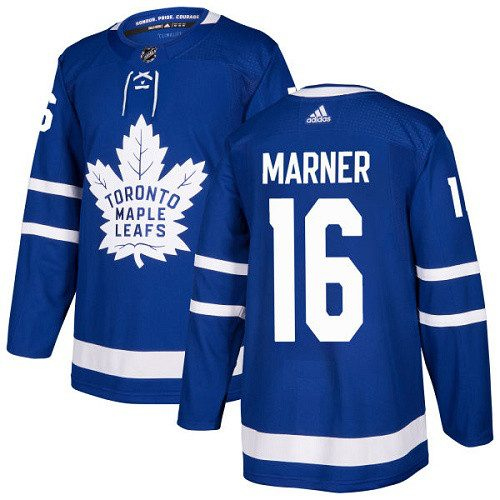 Mitch Marner Toronto Maple Leafs Adidas Authentic Home NHL Jersey