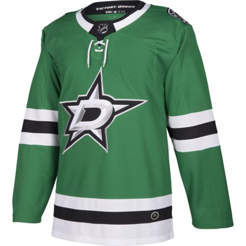 Dallas Stars Adidas Authentic Home NHL Jersey