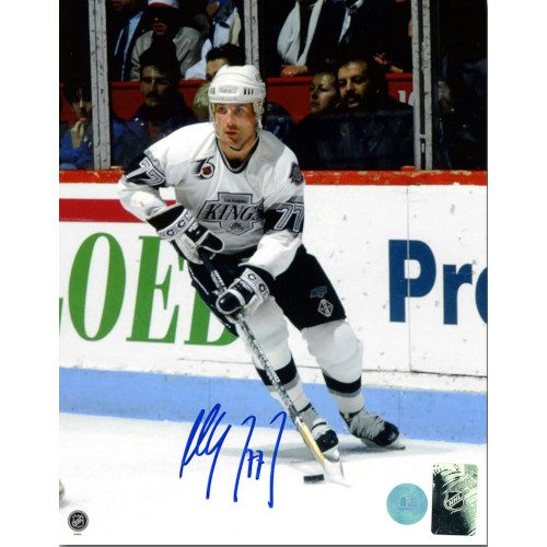 Paul Coffey Los Angeles Kings Autographed Hockey 8x10 Photo