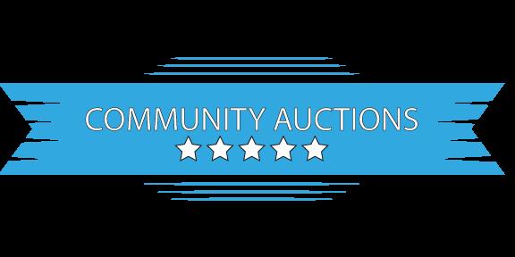 Community Auctions