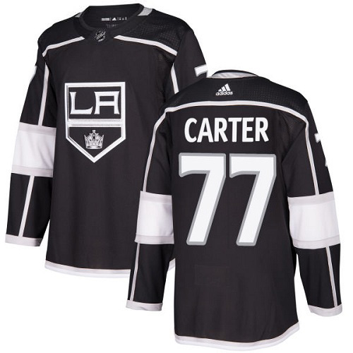 Jeff Carter Los Angeles Kings Adidas Authentic Home NHL Hockey Jersey