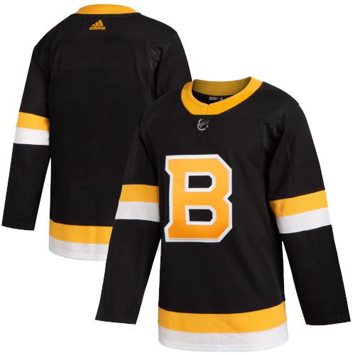 Boston Bruins Adidas Authentic Alternate NHL Jersey