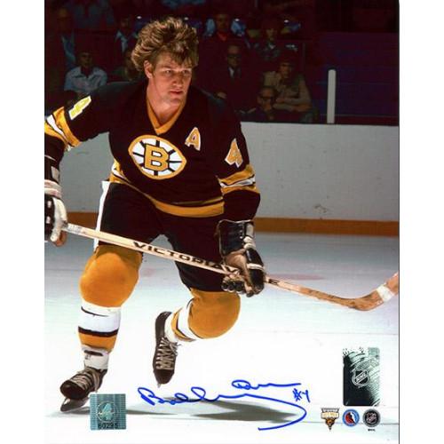Bobby Orr Boston Bruins Signed 8X10 Hockey Legend Photo GNR