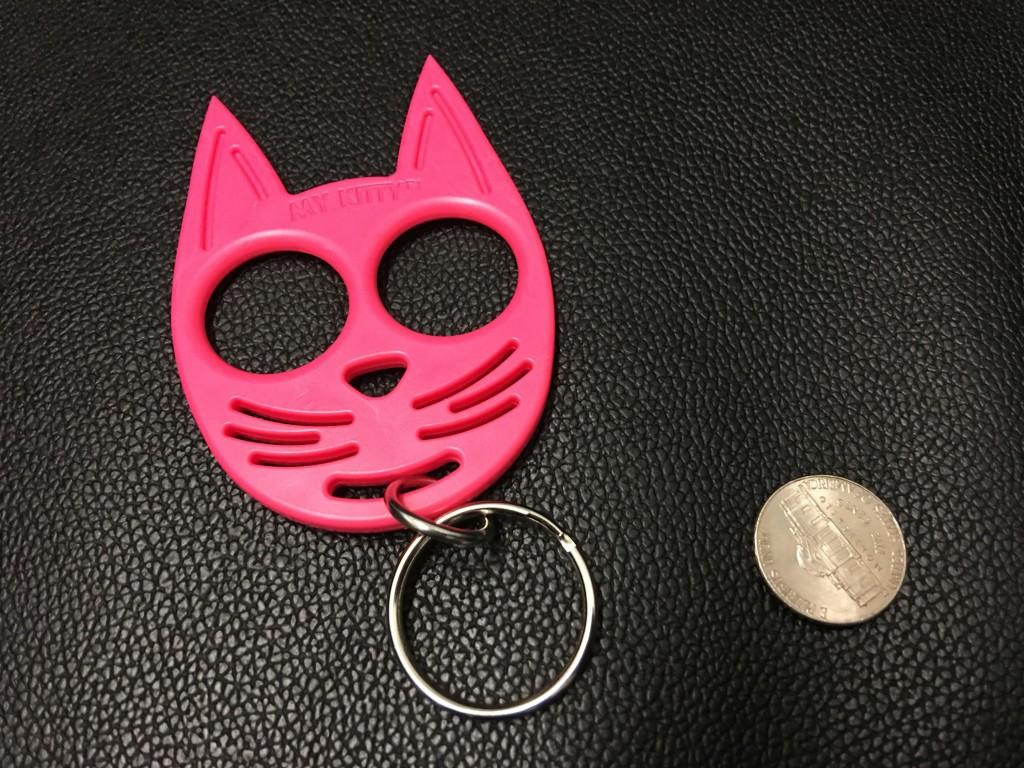 Kitty Key Chain Pink_RT