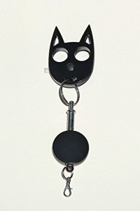 Kitty Key Chain with Light