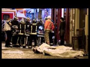 Paris Attack, November 13, 2015