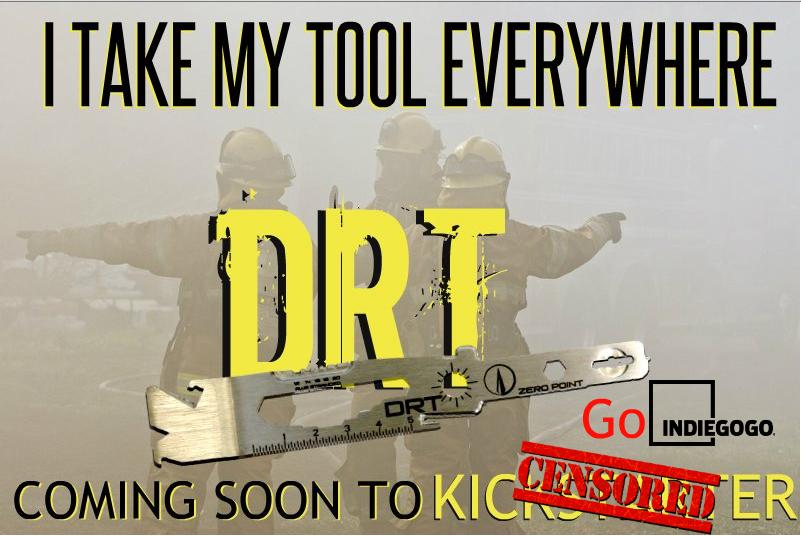 DRT Down Range Tool Indiegogo