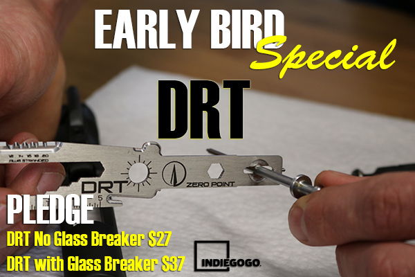 DRT Early Bird Special