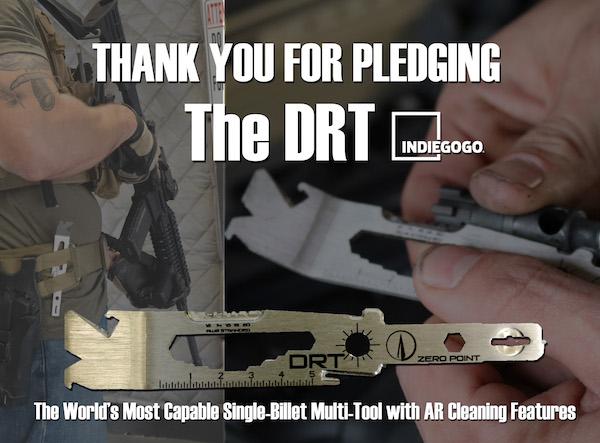 DRT indiegogo campaign update
