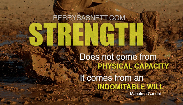 Wednesday Wisdom Perry Sasnett