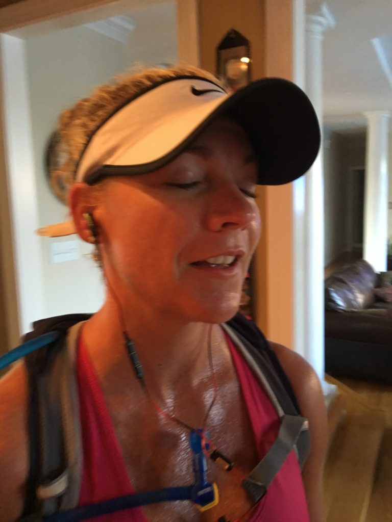 Stacy Sasnett Marathon Runner