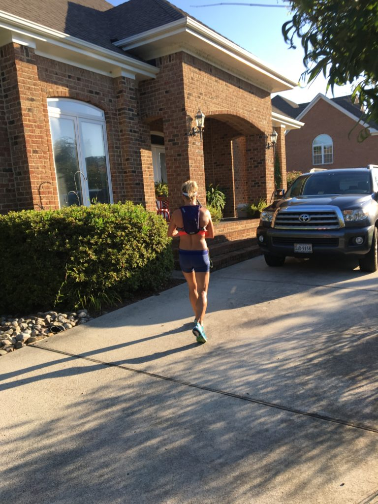 Stacy Sasnett Running Gear Check