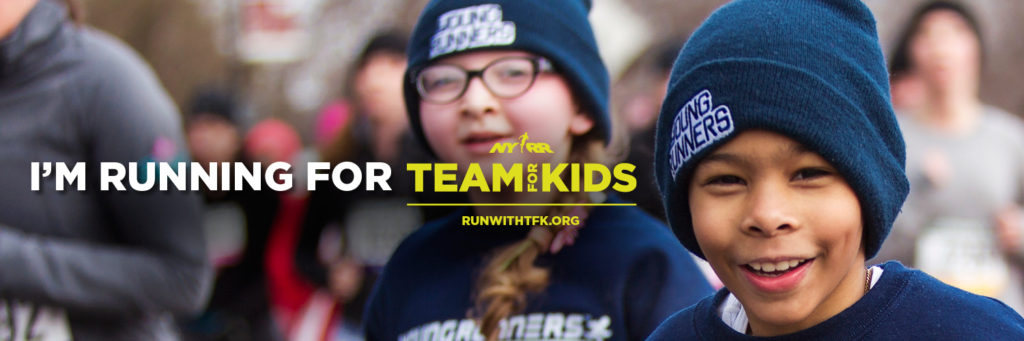 Team for Kids NYC Marathon Perry Sasnett