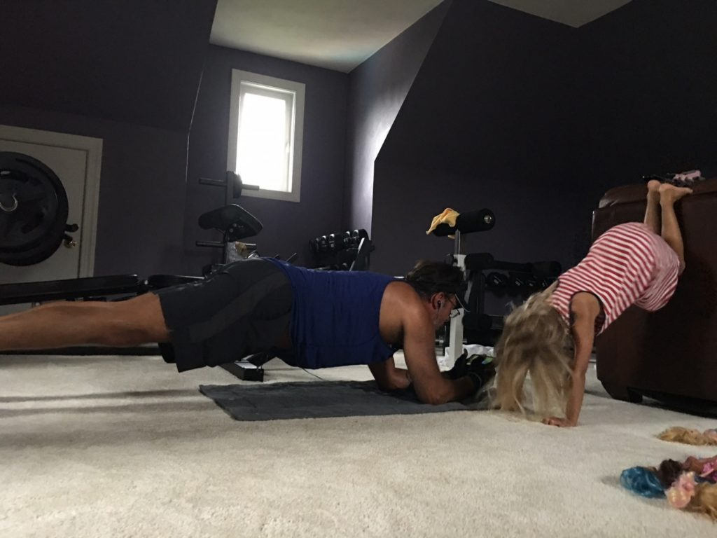 Perry Week 9 Planking