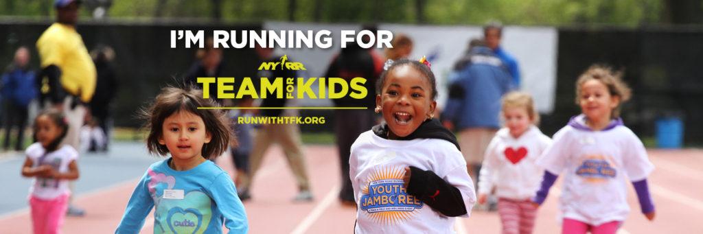 Team for Kids Donate