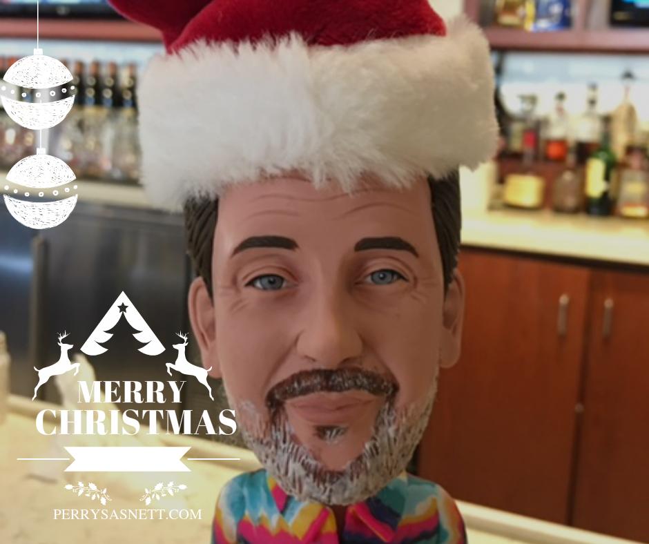 MerryChristmas Perry Sasnett