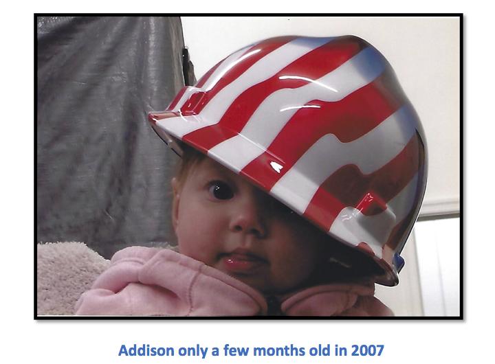 Addison Baby Photo