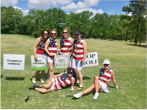 Stacy Sasnett-CHKD Golf Tournament