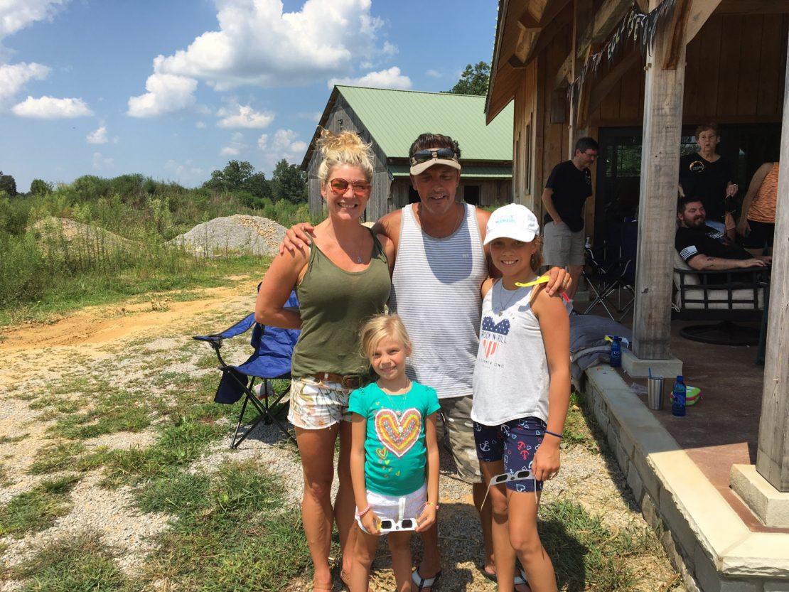 Sasnett Family-Our World Will Never Be The Same