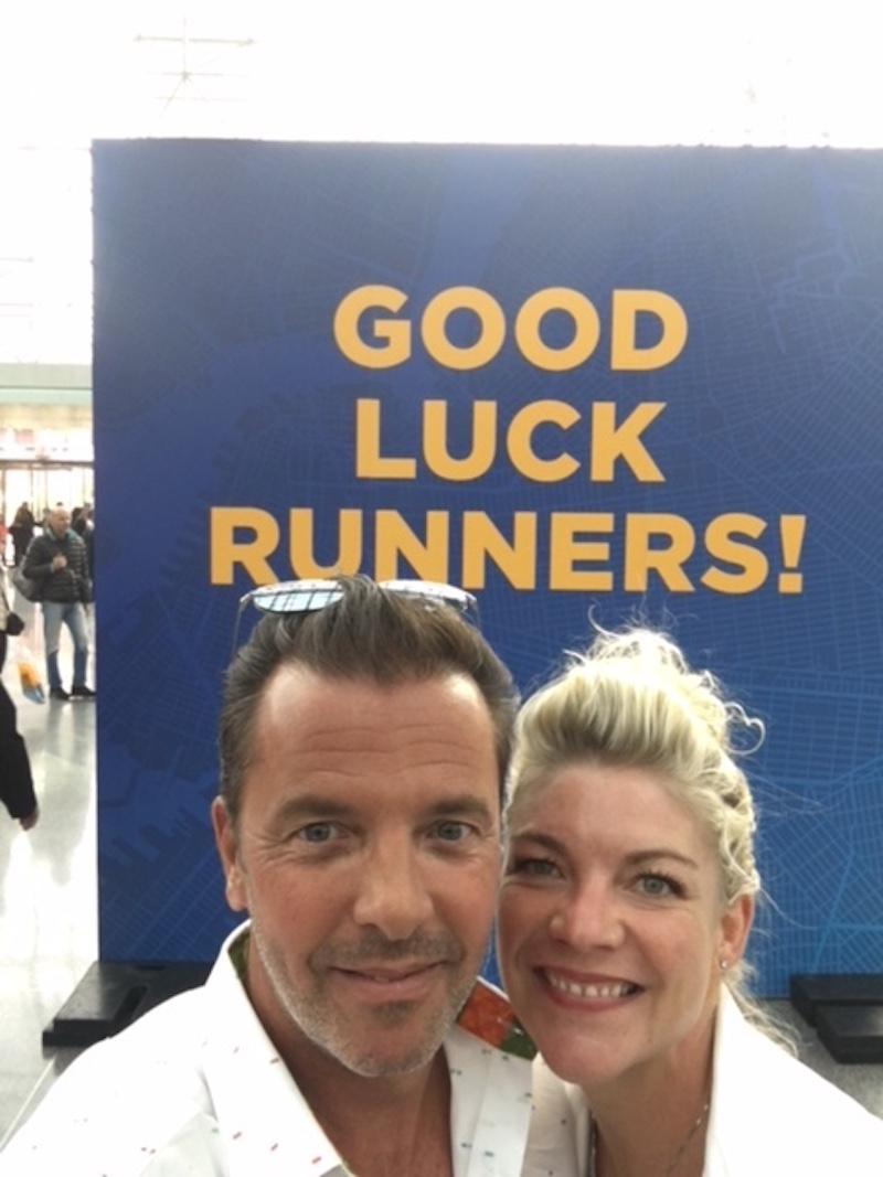 NYC Marathon-Perry Sasnett-Stacy Sasnett