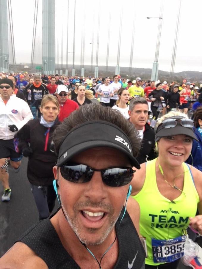 NYC Marathon Sasnett