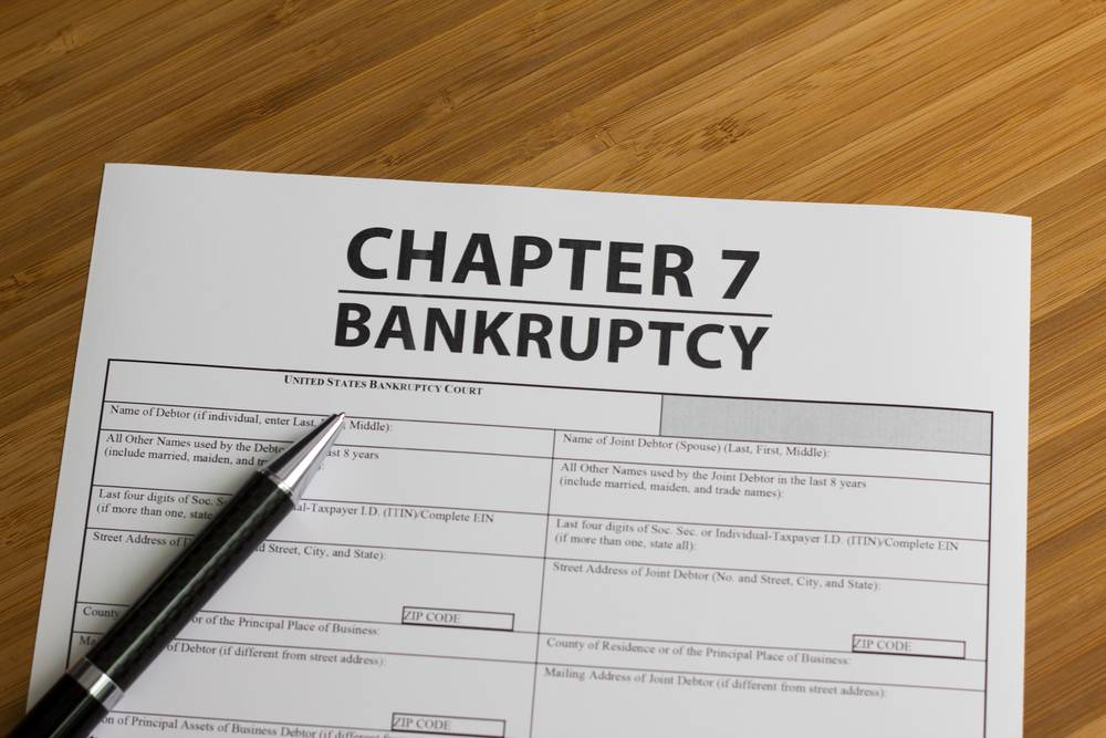 Chapter 7 Bankruptcy Overview