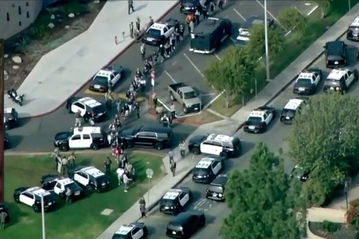 PK in the News: Mass shooting at California school renews gun discussion