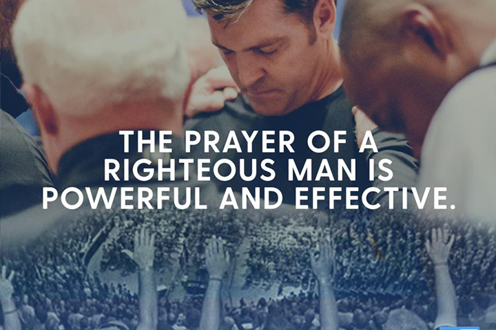 Promise Keepers' New Initiative Challenges Christians  to Pray Daily for the Hearts of Men Nationwide