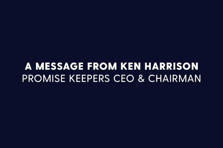 Message from Ken Harrison