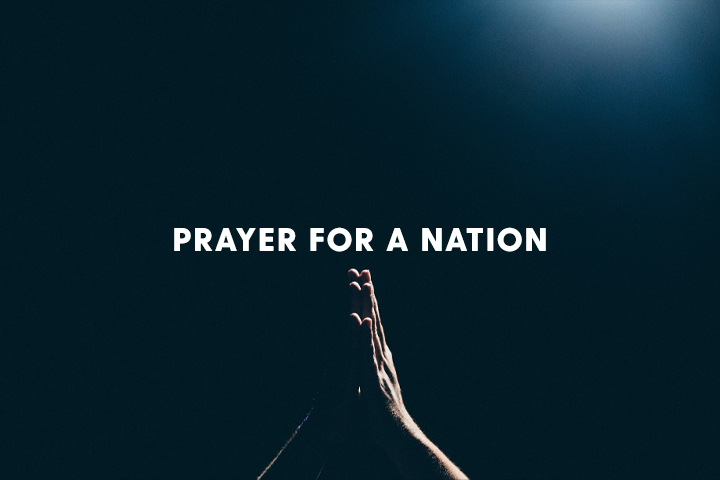 Prayer for a Nation