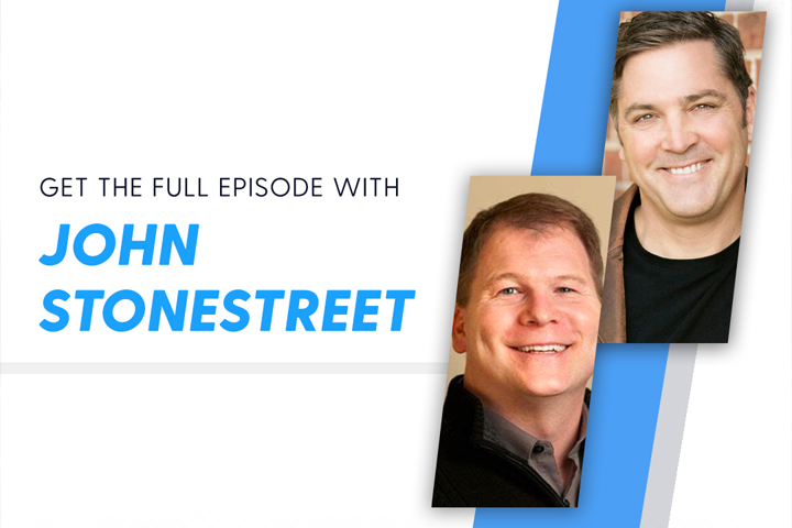 In 'On the Edge with Ken Harrison,' John Stonestreet Talks About the Growing Divide in America and the Importance of Christian Men to Remain Unwavering In Their Biblical Values