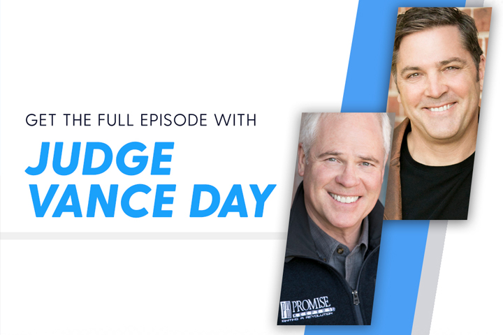 In 'On the Edge with Ken Harrison,' Judge Vance Day Talks About His Experience as a Face of Modern-Day Persecution and How to Remain Steadfast in God