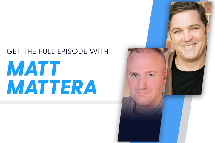 In 'On the Edge with Ken Harrison,'  Matthew Mattera Shares His Personal Testimony of Overcoming the Extreme Hardship and Adversity of  Losing 6 Family Members to Suicide