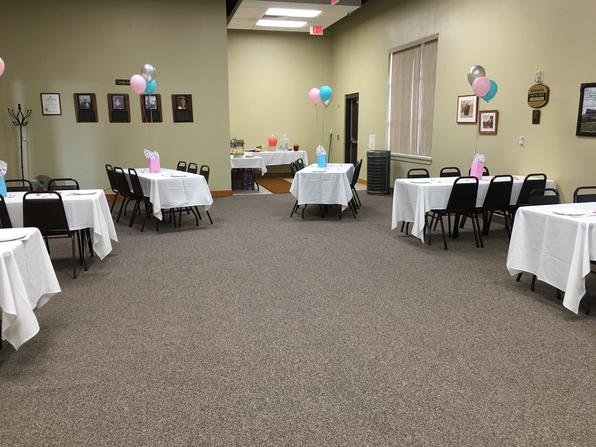 Spacious conference room for all of your event needs!