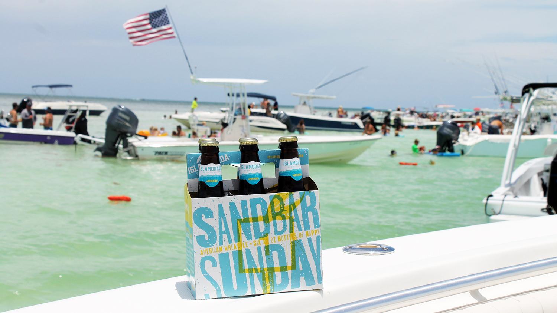 Sandbar Sunday