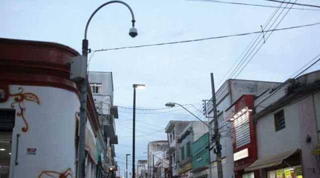 Câmeras de segurança em Mogi das Cruzes