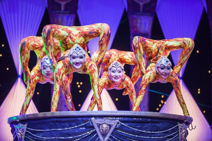 Circo Tihanny