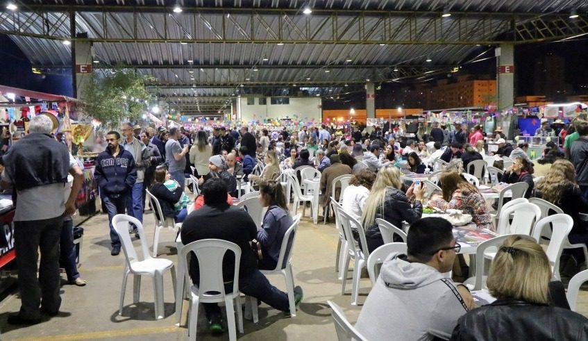 Feira Noturna - Mercado do Produtor Minor Harada - Mogi das Cruzes SP