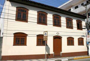 Museu Guiomar Pinheiro Franco / Mogi das Cruzes SP
