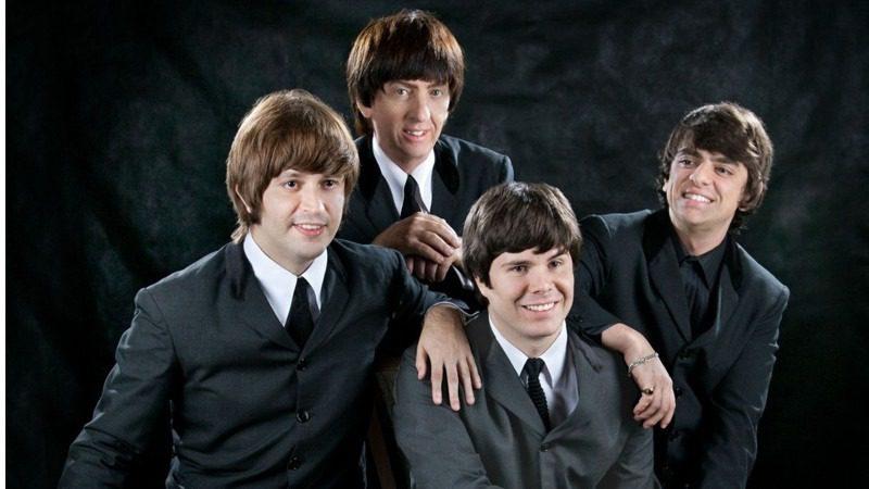 Beatles Official Brazil - Cover Beatles